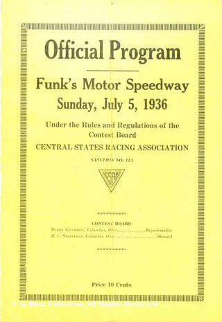Winchester Program 07-05-360001