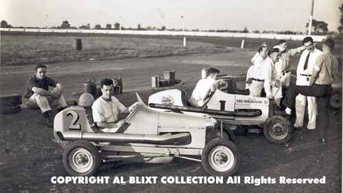 Al Blixt Auto Racing History: V8-60: The Little Engine That