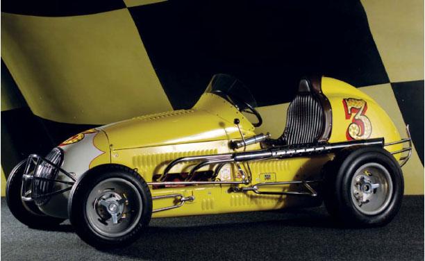 1946 V8-60 Midget