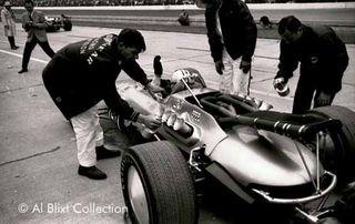 #69 Denny Hulme Indy 1967