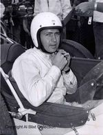 Jim Hurtubise Indy 1961 Alvarez Photo