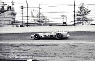 Jim Hurtubise DNQ Indy 1967