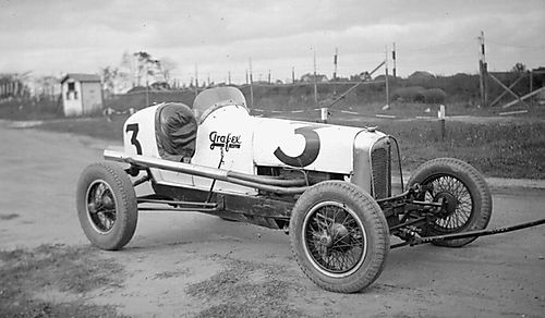 Car #3 Detroit 100 Mile Race 1936